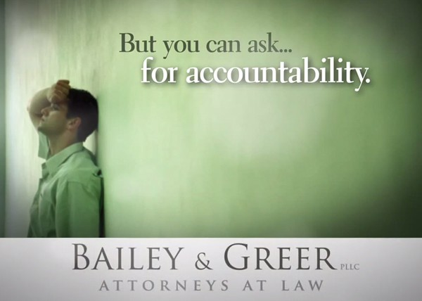 Memphis Medical Malpractice Attorneys at Bailey & Greer are Here to Help