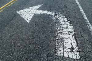 Who Is Responsible for a Left-Turn Car Accident?